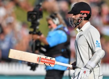 Wisden's Test innings of the year: No.7 – Kane Williamson's 89