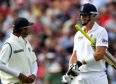 'Print this and give it to Sibley & Crawley': KP points to Dravid email for spin advice