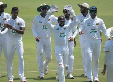 Sri Lanka vs England 2021: The complete SL Test squad and team list for the England series