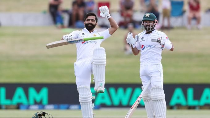 Wisden's Test innings of the year: No.4 – Fawad Alam's 102
