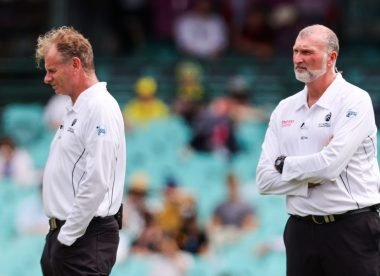 In the age of the non-neutral umpire, Paul Wilson needs to do much better