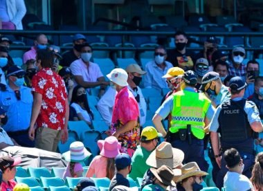 New eyewitness levels further racism accusations at SCG crowd