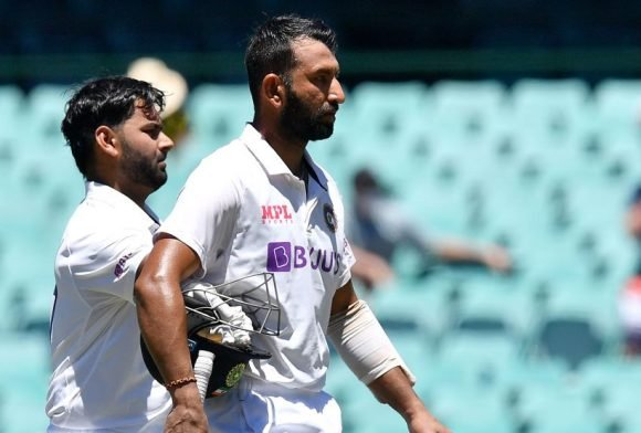 Cheteshwar Pujara and Rishabh Pant: the yin and yang of India's greatest away win
