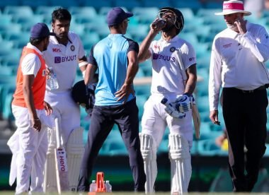Why India's mid-innings message in Sydney was never delivered to Ashwin & Vihari