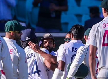 Abused, bruised but unbroken, India live up to their captains' example
