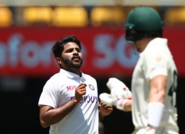 Were umpires fair to no ball Shardul after Australia short-ball barrage to India's tail went unpunished?