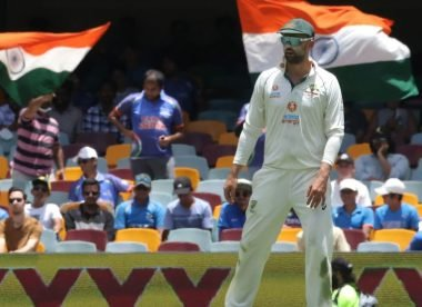 Was India's 'classy' 100th Test gift to Nathan Lyon actually a piece of 'brutal champing'?
