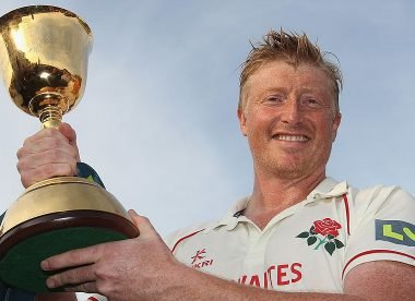 Glen Chapple: The leader who inspired Lancashire to County Championship glory