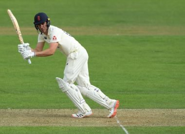 Dan Lawrence takes his chance, Jonny Bairstow grasses his
