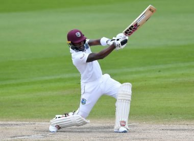 Wisden's Test innings of the year: No.5 – Jermaine Blackwood's 95