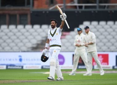 Wisden's Test innings of the year: No.2 – Shan Masood's 156