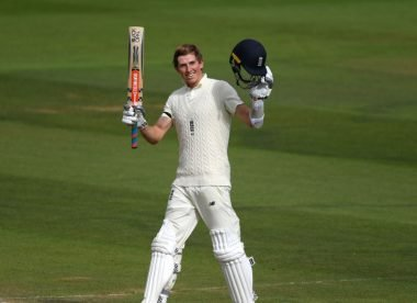 Wisden's Test innings of the year: No.3 – Zak Crawley's 267