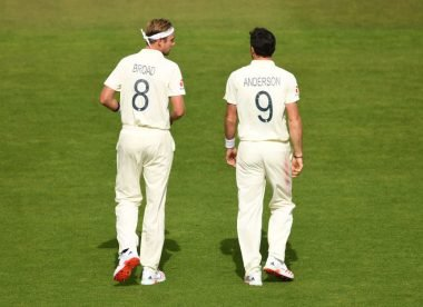 Stuart Broad & James Anderson: Confounding history and as vital as ever