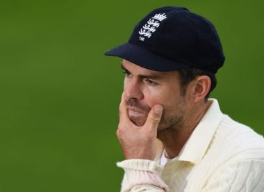 Sunday Times report Anderson missed out on knighthood over Australia sledging fears