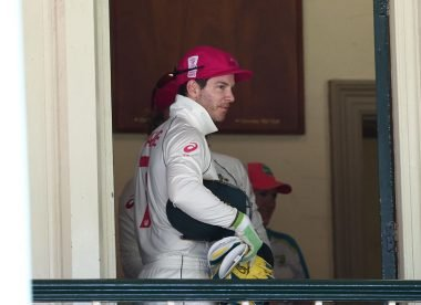 'I let our team down' - Paine apologises for SCG conduct in unscheduled press conference