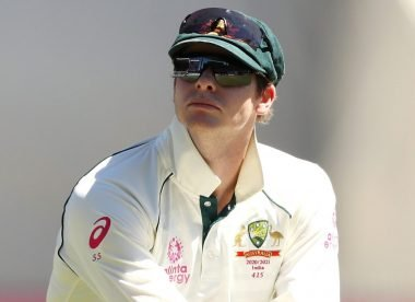 'He was only shadow batting' – Paine defends Smith over 'scuffing' criticism