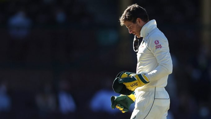 'Statesman' mask slips as Tim Paine nears the end of his tenure