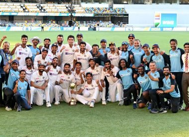 Stats: The numbers behind India's epic series win in Australia