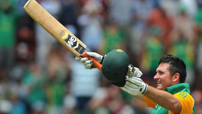 Quiz! Name every captain with a men's ODI century in the 2000s