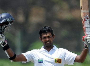 Lahiru Thirimanne: From worst batsman in history to Test centurion in the space of three days