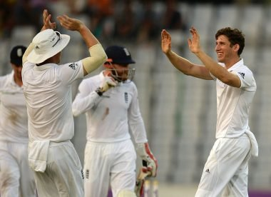 The forgotten men of England's 2016 tour of India