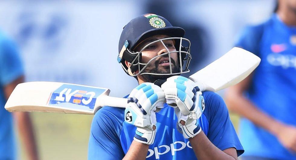 Rohit vice-captain