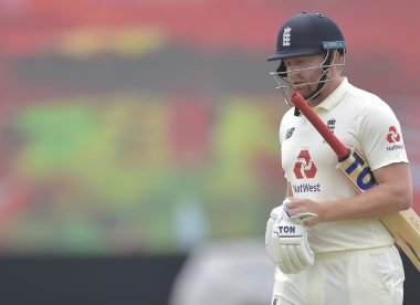 Jonny Bairstow left out of England Test squad for start of India series