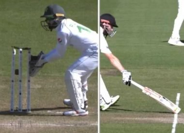 'A quirk of cricket': Williamson runout reprieve highlights inconsistency in playing regulations
