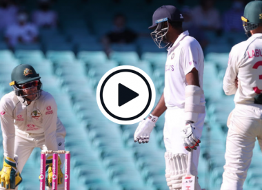 Watch: 'It will be your last series' — Paine, Ashwin exchange heated verbals