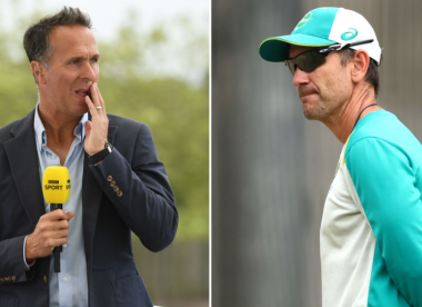 'Absolutely ludicrous' — Langer hits back at Vaughan over Smith criticism