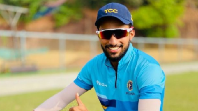 Who is Mohammed Azharuddeen, the Indian batsman who smashed a 37-ball T20 century?