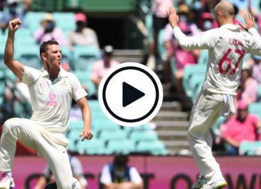 Watch: Josh Hazlewood pulls off 'outstanding' run out to see off Hanuma Vihari