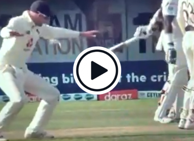 Watch: Joe Root surf-boogies as England toil in the field