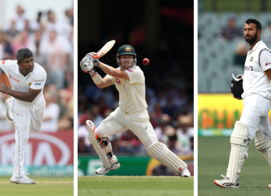 The 'Had to settle for second' XI: An all-time team of players who never topped the ICC rankings