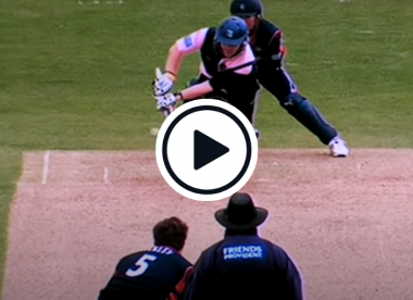 Watch: The Eoin Morgan reverse reverse sweep that Joe Root is reminding people of