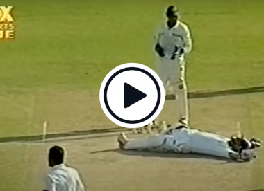 Watch: The hilarious Mark Richardson cramp episode Joe Root thankfully didn't emulate