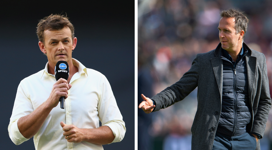 Vaughan, Gilchrist Clash Over Perceived Hypocrisy In Criticism Of Landmark-Denying Wide Balls Past And Present