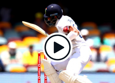 Watch: How Pujara bravely weathered Australia's short-ball challenge