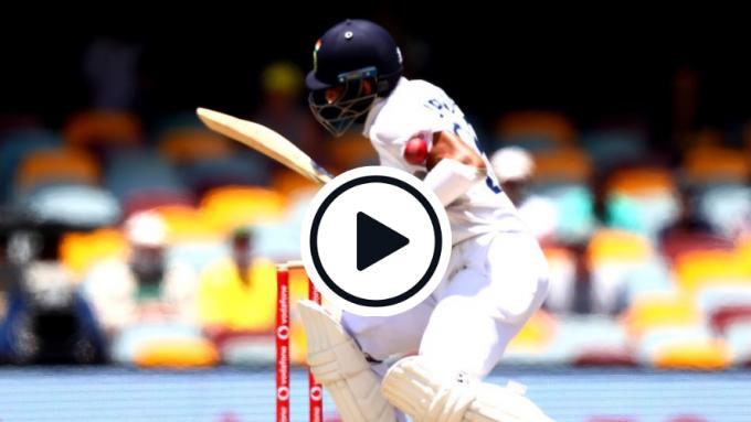 Watch: How Pujara bravely weathered Australia's short-ball challenge