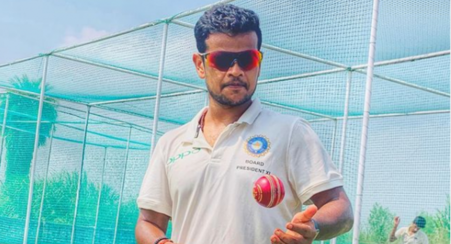 Who Is Saurabh Kumar, The Net Bowler In India's Extended Squad Against England?
