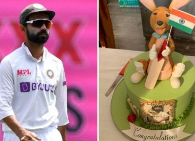 Why Ajinkya Rahane decided against cutting a cake upon his return from Australia