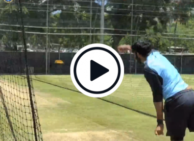 Watch: Jasprit Bumrah brilliantly imitates Anil Kumble's bowling action in the nets