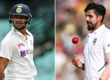 Five selection dilemmas for India ahead of the Test series against England