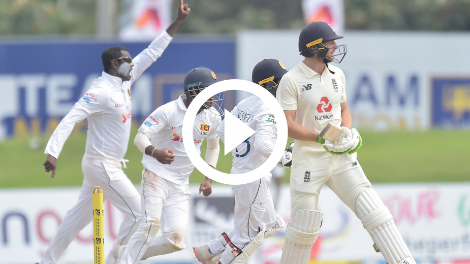 Watch: Buttler Dismissed In Bizarre Fashion As Sweep Ricochets Off Boot