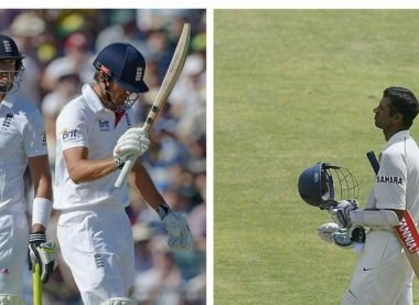 Wisden's India-England Test team of the 21st century