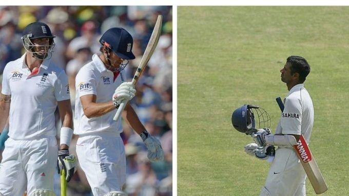 Wisden's India-England Test team of the 21st century