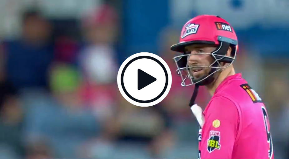 Watch: James Vince Fumes After Andrew Tye Wide Leaves Him Stranded On 98*