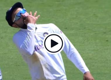 Watch: Virat Kohli's impressive whistle to excite the Chennai crowd