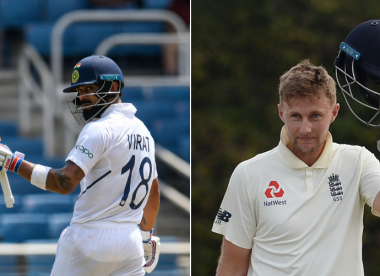 A string of fifties and no hundreds: Have Virat Kohli and Joe Root swapped places?