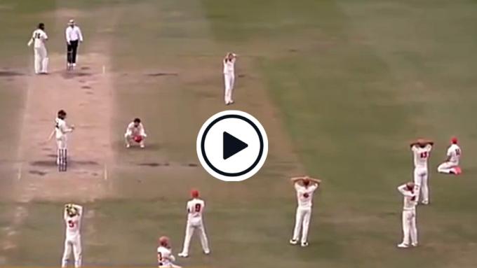 Watch: One wicket needed, No.11 on strike - Last-ball drama in a Sheffield Shield thriller